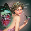 Hidden Garden Fairy Fantasy icon
