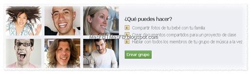 Nuevos Grupos Facebook