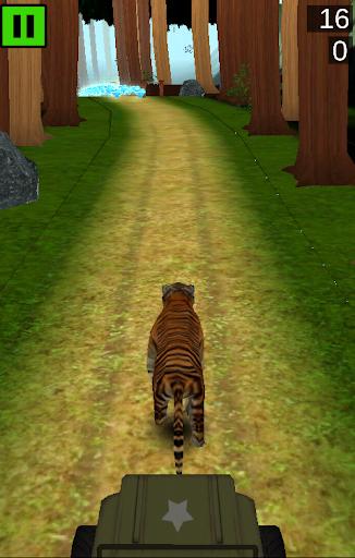 Bengal Tiger Run