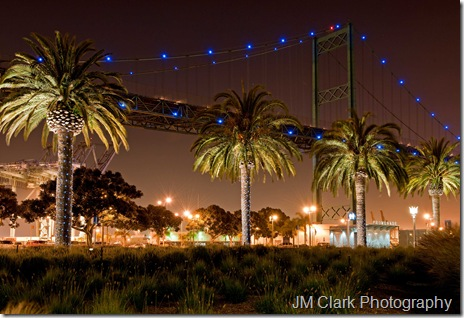 San Pedro - Vincent Thomas Bridge