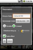 Screenshot of Stereoscope