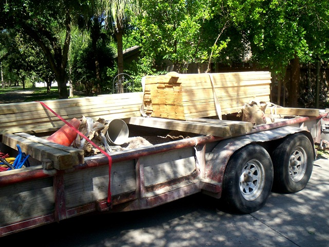 Fence Trailer