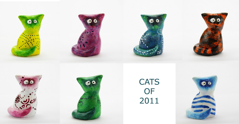 cats of 2011
