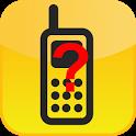 My Phone Number Widget icon