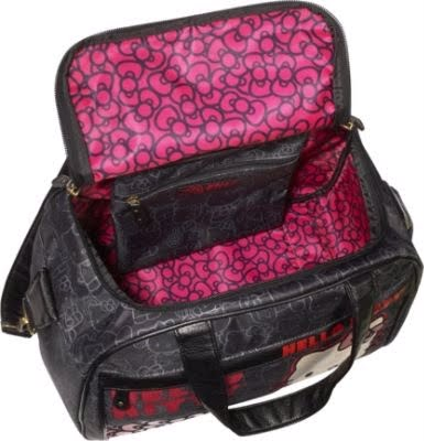 36ef2c449 Loungefly Hello Kitty Duffle Bag:Bag-girl