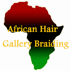 African Hair Gallery Braiding icon