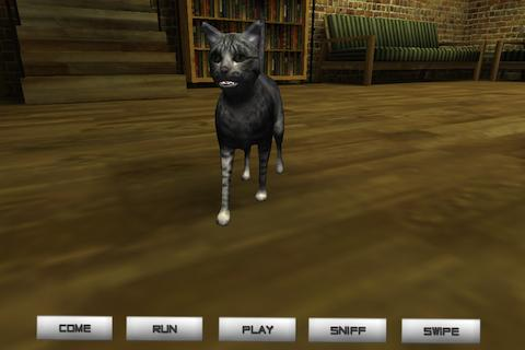Pet Cat - Virtual Pet - screenshot