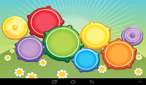 Cute Baby Drum Screenshot