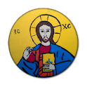 Jesuschrist Analogic Clock icon