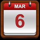 Ghana Calendar 2014 icon