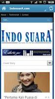Screenshot of IndosuarA