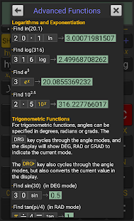 RealCalc Scientific Calculator - screenshot thumbnail