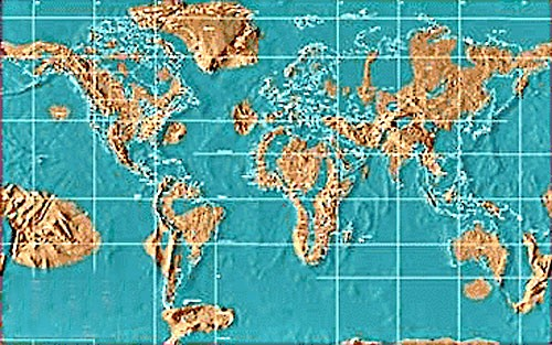 Future Map Of The World Gordon Michael Scallion.The Real Signs Of Times Earth Changes After Planet X Or Hercolubus