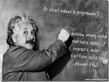 Programming passion