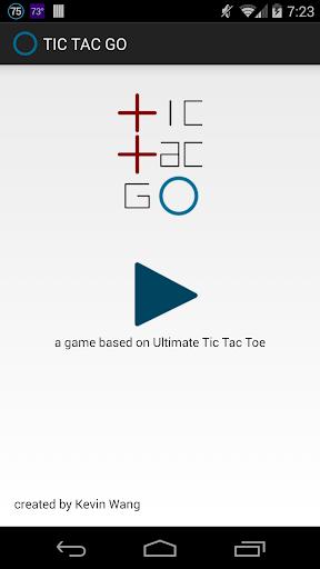Tic Tac Go