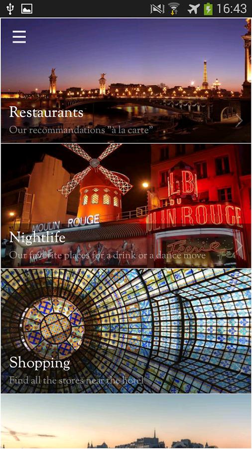 Hotel Agate - screenshot
