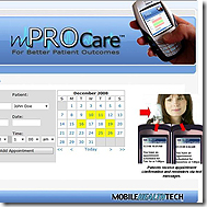 mpro care screenshot