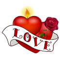 Valentine Day Wallpaper Wishes icon