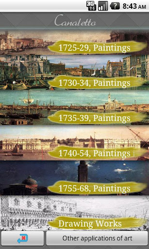 Canaletto - Art Wallpapers