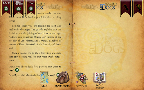 Gary Chalk's Gun Dogs Screenshot 10