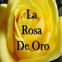 La Rosa de Oro logo