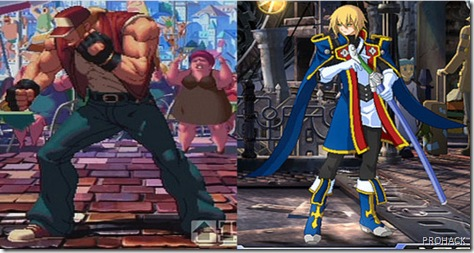 KOF12 vs BlazBlue - rdhacker.blogspot.com