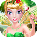 Seasons Fairies - Beauty Salon icon