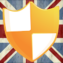 UK VPN with Free Subscription icon
