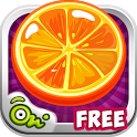 Fruit Crush Mania-fruit jigsaw icon