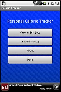 Calorie Tracker: Stay On Track - screenshot thumbnail