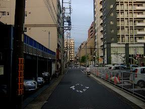 Calle del Ryokan