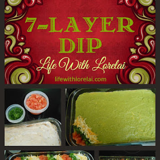 7-Layer Dip ... Yum!