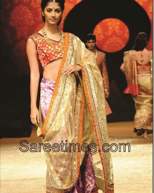 Deepti Bhatnagar Blouse 2011 at Ahmedab...