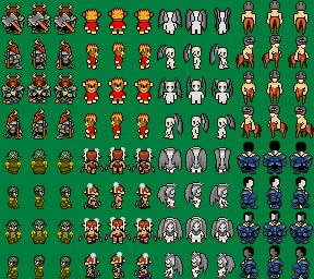 RM2K3 Character Sets #1 | RPG Maker Times