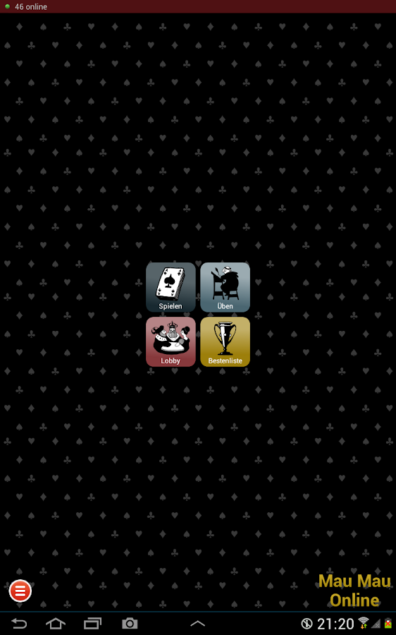 Mau Mau Online - screenshot