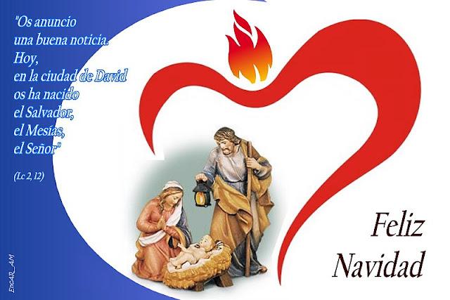 Resultado de imagen para imagenes catolicas de navidad con frases