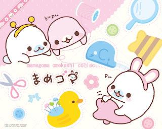 Igoogle Theme Kawaii Scribbles