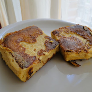 Dukan diet French toast.