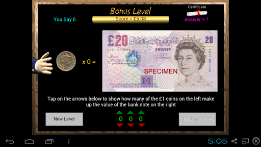 Loose Change GBP image | 5