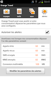 orange travel- screenshot thumbnail