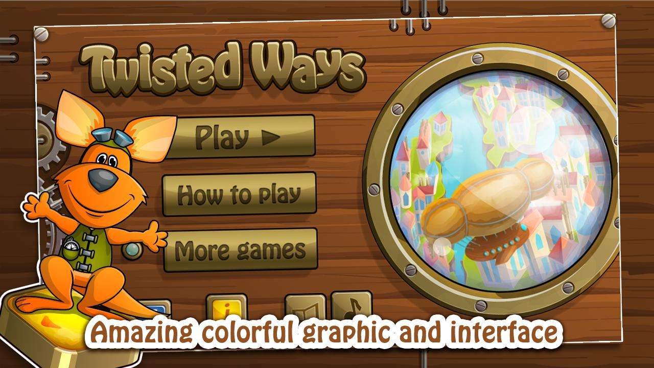 Twisted Ways - screenshot
