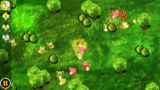 Bunny Wars: Egg Defence - screenshot thumbnail