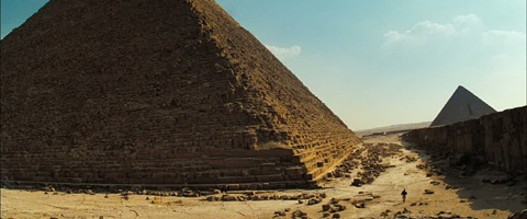 Transformers 2 - Return Of The Fallen - The Pyramids