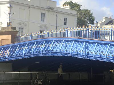 Puentes de Londres, London, Little Venise,  Elisa N, Blog de Viajes, Lifestyle, Travel