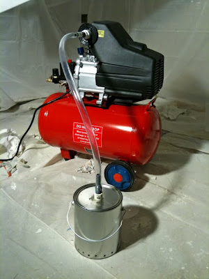 Cut Compressor Noise 80 With Diy Muffler Vaf Forums