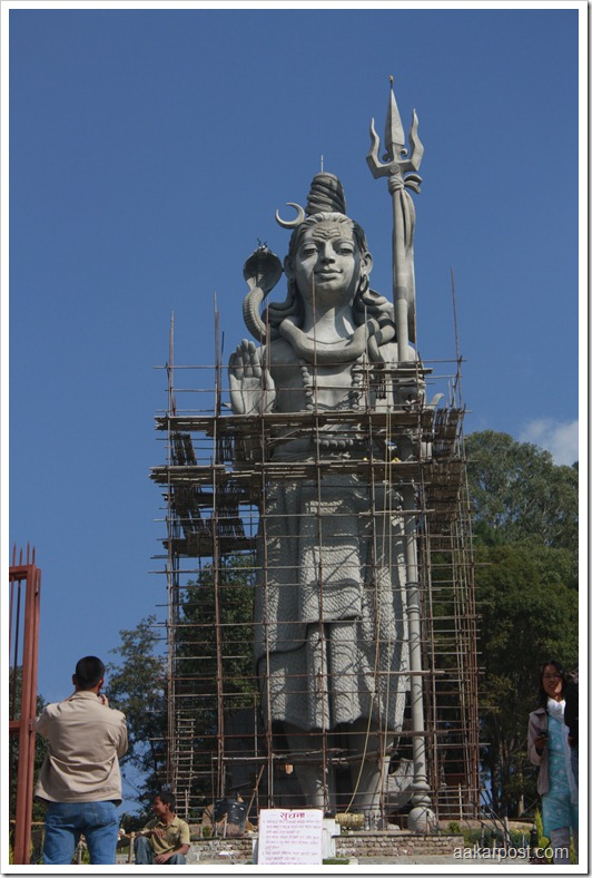 Tallest Statue of Lord Shiva in the World