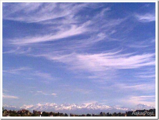 Himalayas & Dhulikhel
