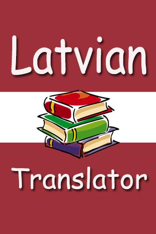 Latvian Translatior