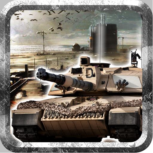 タンク戦争攻撃2015 動作 LOGO-玩APPs