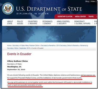 O que houve no Equador? – Parte 2 (análise)